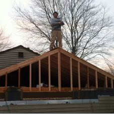 Carpenter Chapel Hill  Casey Bancroft Carpentry