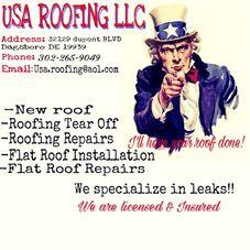 USA Roofing LLC