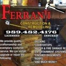 Ferranti Construction And Remodeling General Contractor