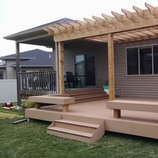 Decks Unlimited Deck Contractor Lincoln Ne Projects