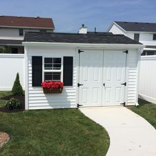 Race Storage Sheds Home Builder