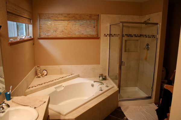 Bathroom Remodel Kitsap County wrk construction. general contractor - poulsbo, wa. projects