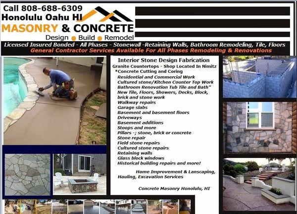 Bathroom Remodel Honolulu pro handyman oahu® llc - oahu building maintenance and home repair